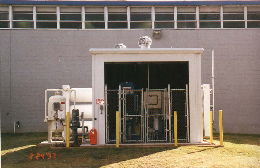 Pump Facilities